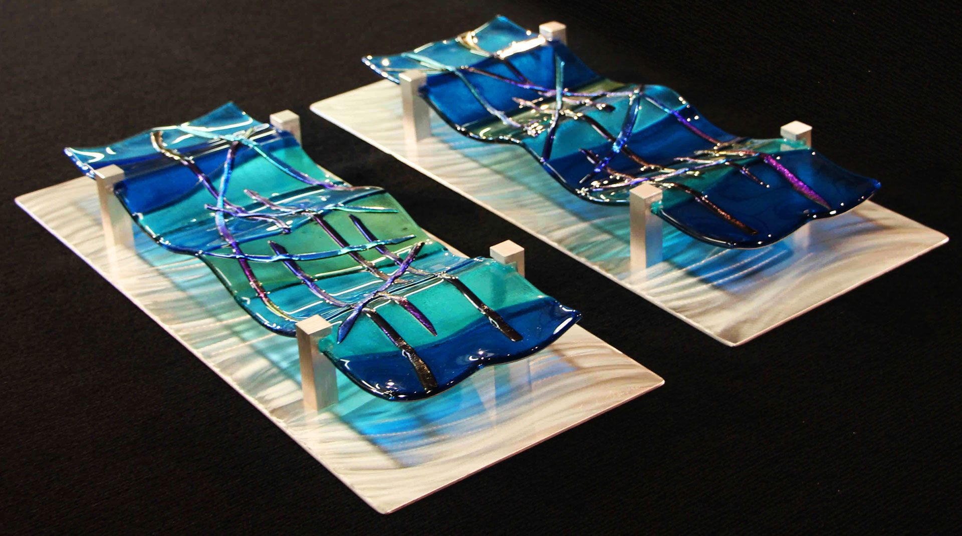 Fused Glass Wall Art by Frank Thompson & Fused Glass Wall Art by Frank Thompson | Fused art | Pinterest ...