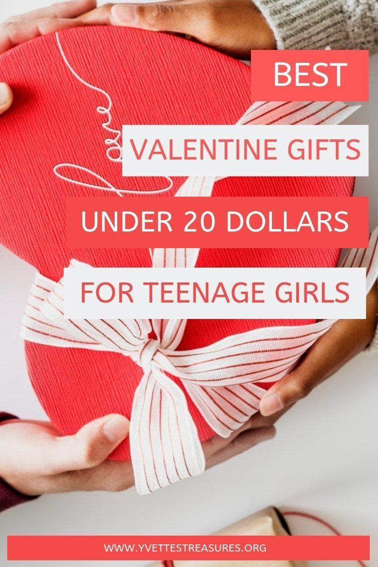 Valentine Gifts Under 20 Dollars