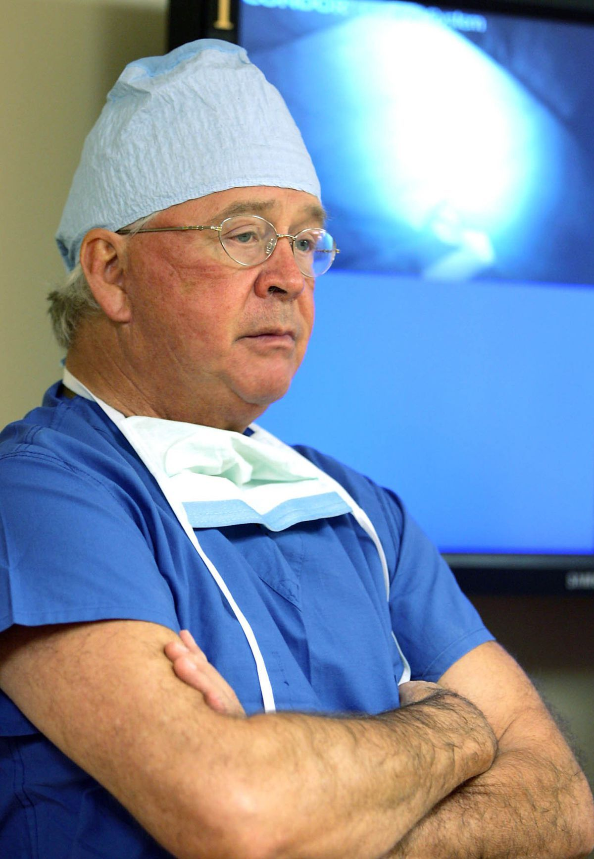Noted surgeon Dr. James Andrews wants your young athlete
