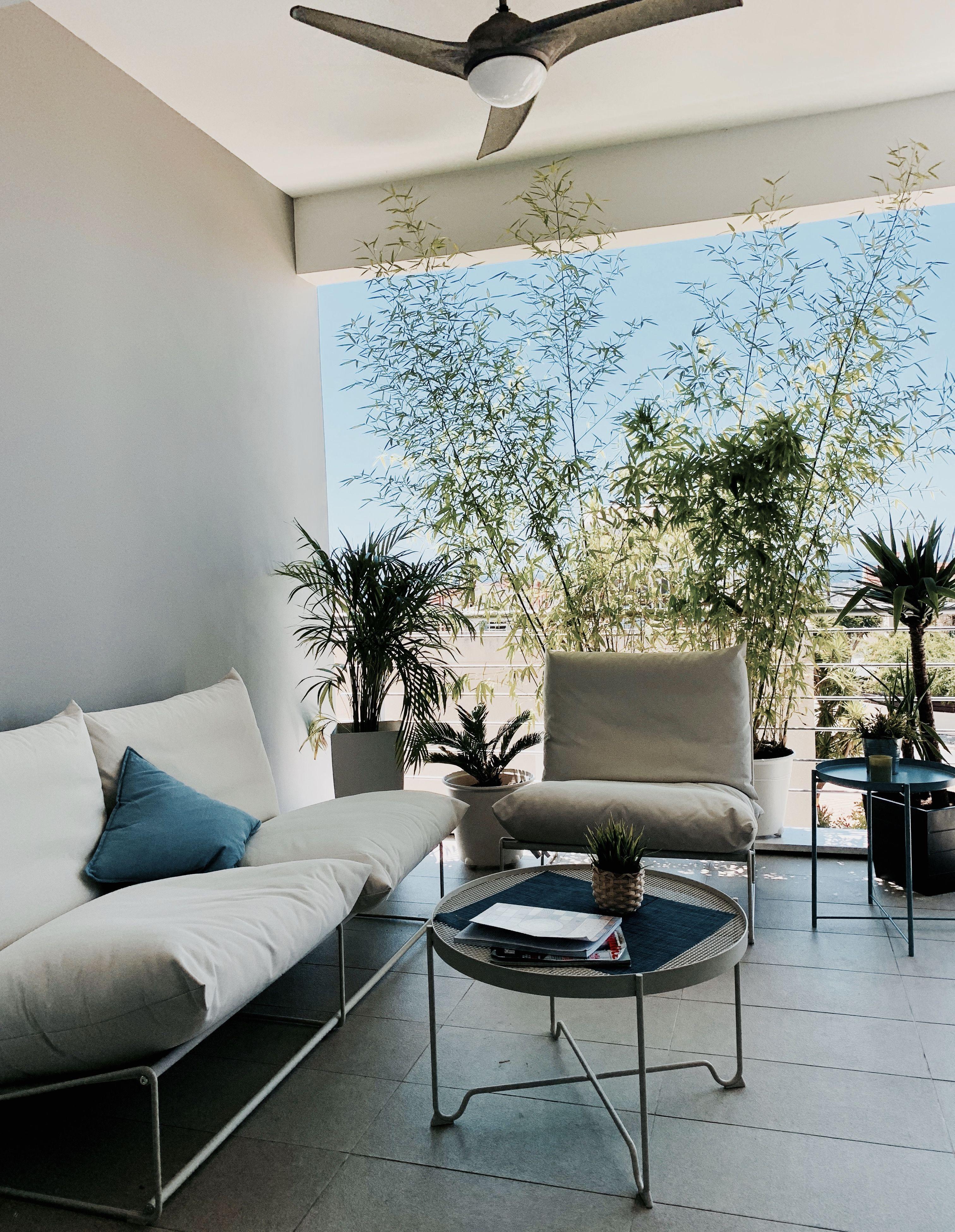 balkonmobel Lounge Veranda in 2020   Ikea outdoor, Ikea ...