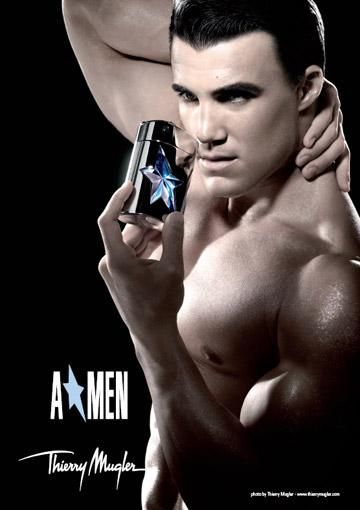 Thierry Mugler (1948). A*Men (1996). http://models.com/mdx/?p=13711 |  Thierry mugler angel men, Winter fragrance, Men perfume