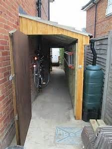 Lean To Shed Corrugated Plastic Roof   Bing Images More