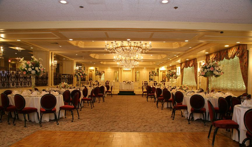 The Manor S Varied Banquet Rooms Offer A Host Of Options For Any Wedding Celebration Large Orange Njwest