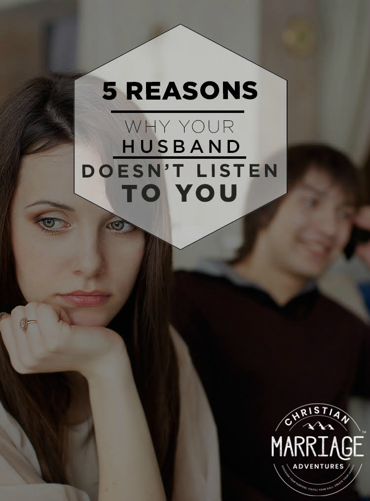 Marriage Communication How to Get Your Husband to Listen to You Do you struggle with communication in your marriage Dont miss these powerful secrets for how communicate i...