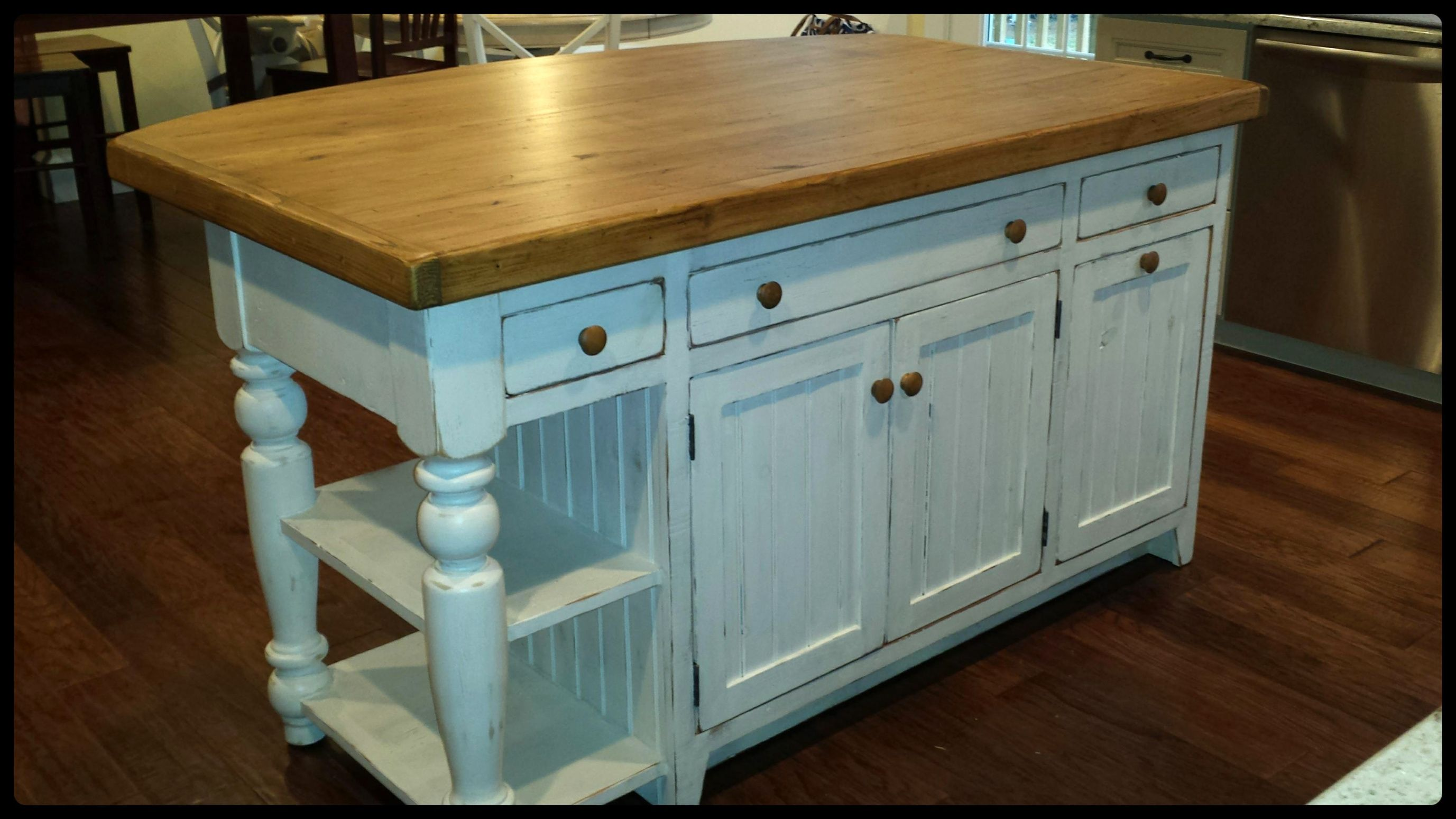 Unfinished Furniture Kitchen island - Best Home Office Furniture ...