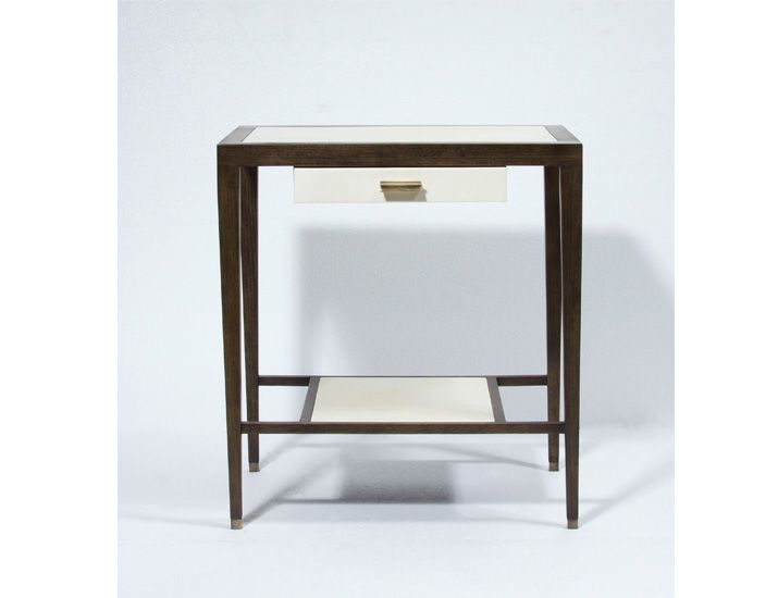 Jasper bedside bedside furniture table for Decore hotel jasper