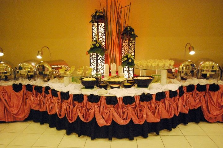 image result for how to set up buffet table buffet table rh pinterest com how to set up a buffet table for a party how to set up a buffet table for a brunch