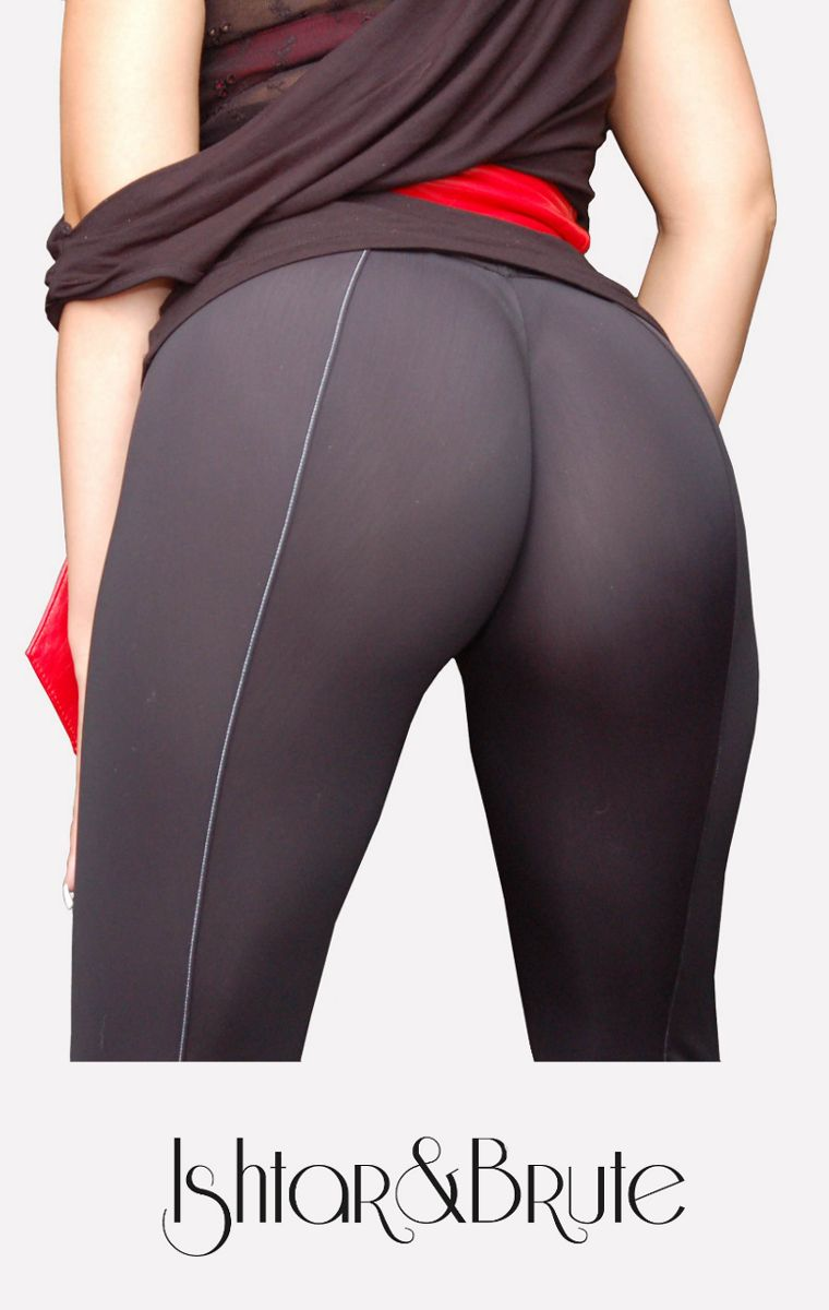 6a35c4e5d9f58 Cheeks legging in spandex stitched back leg seam with ultr sexy booty fit
