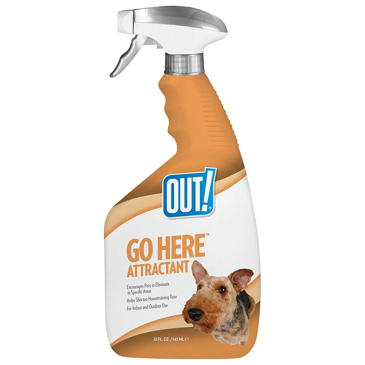 Out Go Here Attractant Indoor And Outdoor Dog Training Spray 32 Oz Thanks A Lot For Having Viewed Our Photograp Dog Training Dog Spray Dog Potty Training