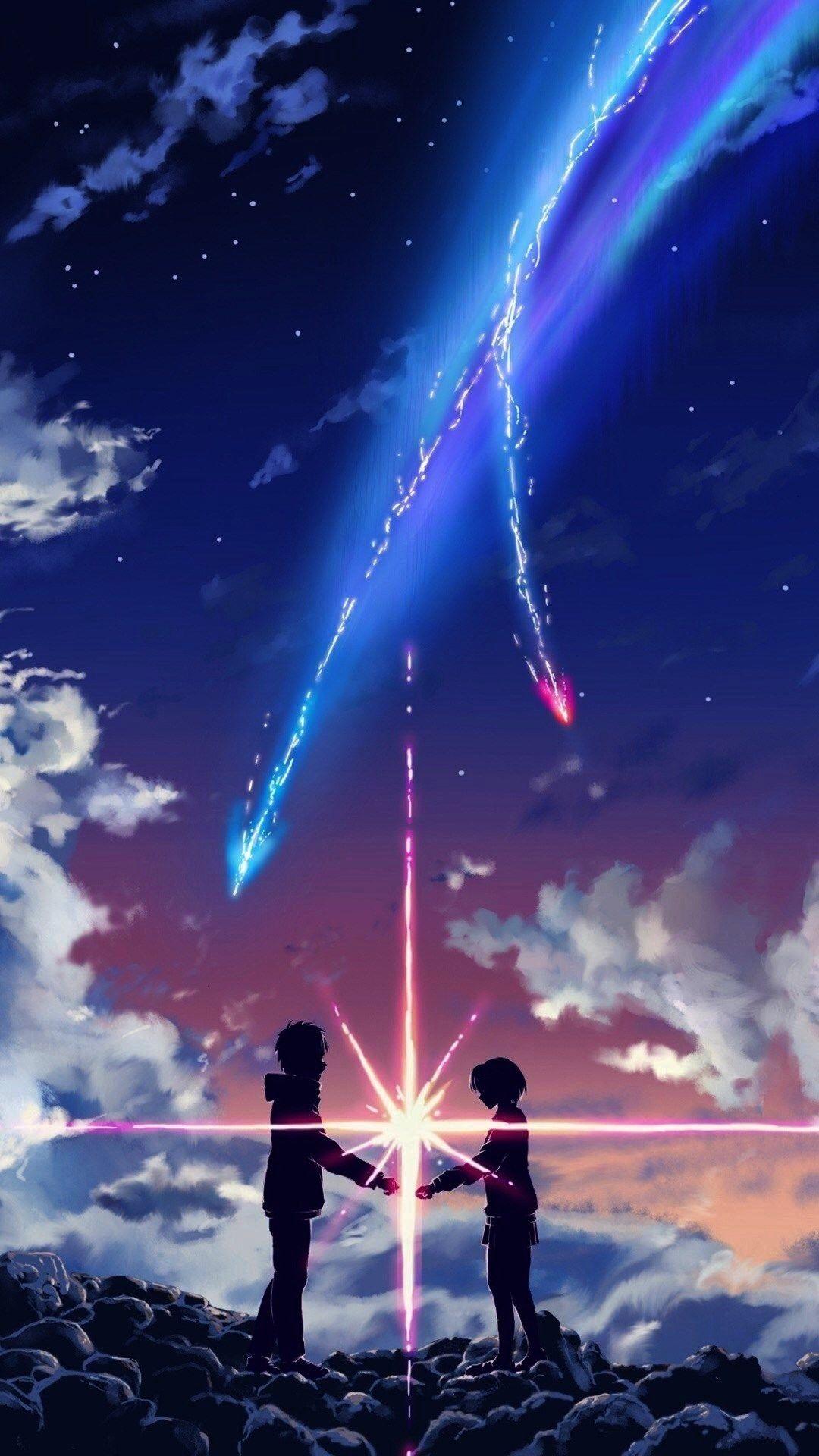 Anime Ipad Wallpaper Aesthetic