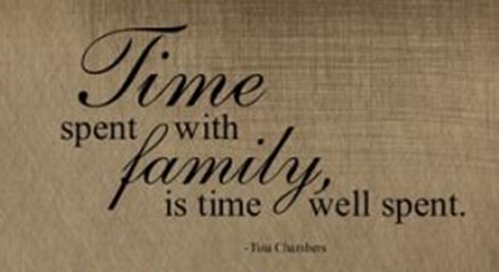 Time And Family Family Time Quotes Family Time Quality Family Time