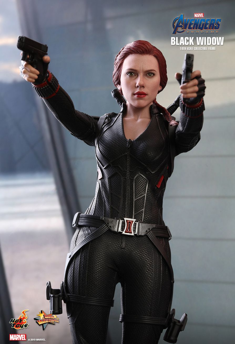 Hot Toys Avengers Endgame Black Widow 1 6th Scale Collectible Figure In 2020 Black Widow Marvel Black Widow Avengers Black Widow