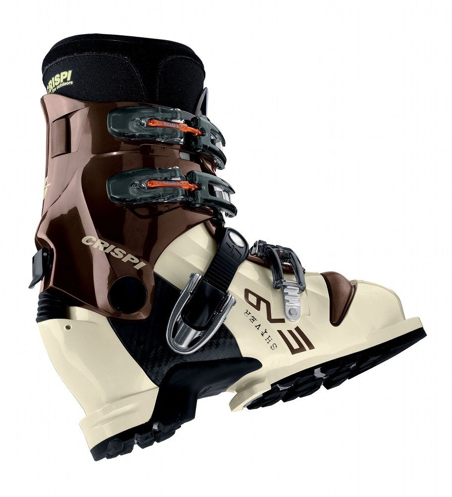 2cd4c09fc27 Crispi - EVO Shiver NTN Telemark Boot   GO TELEMARK SKIING