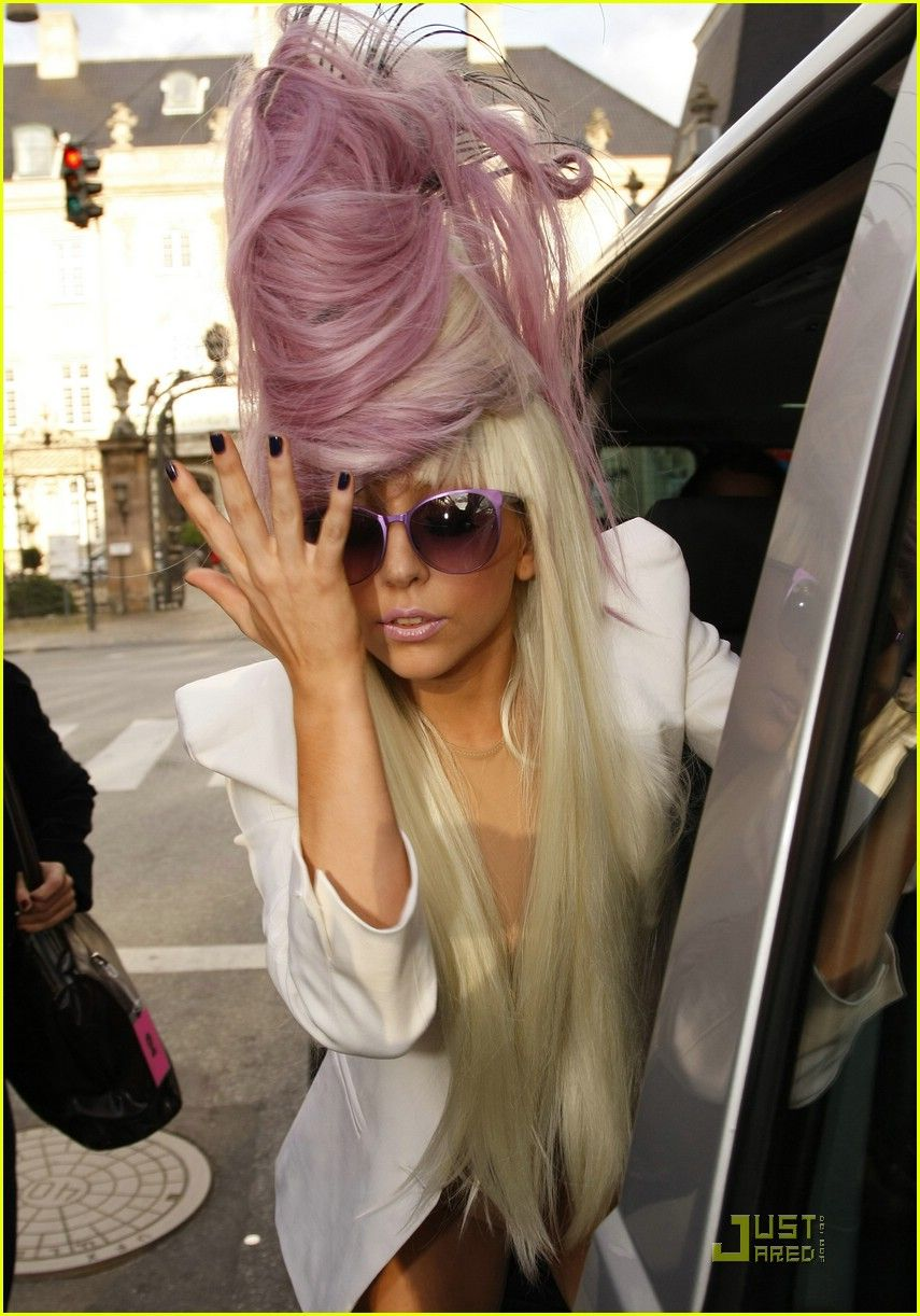 Lady Gaga Hairstyles Collection 2013 Lady Gaga Hair Hair Styles Beehive Hairstyles