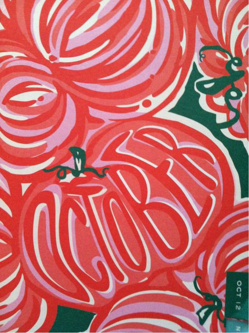Lilly Pulitzer Wallpaper Fall Southern Royalty Happy Halloween Patterns We Love