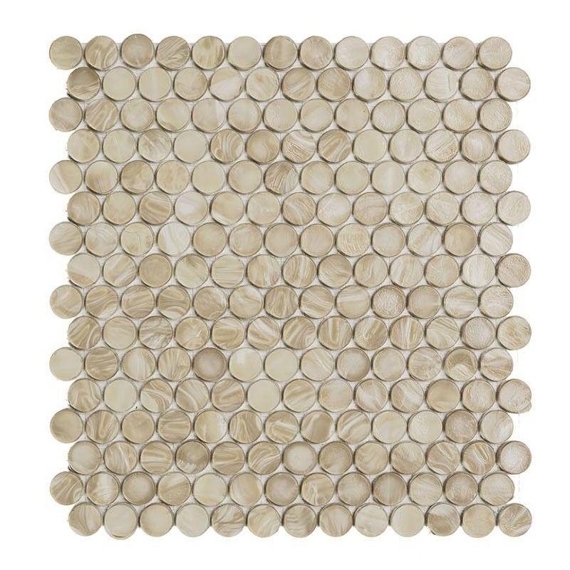 #Sicis #Neoglass Barrels Ng Chestnut 2  2 cm | #Murano glass | on #bathroom39.com at 361 Euro/box | #mosaic #bathroom #kitchen