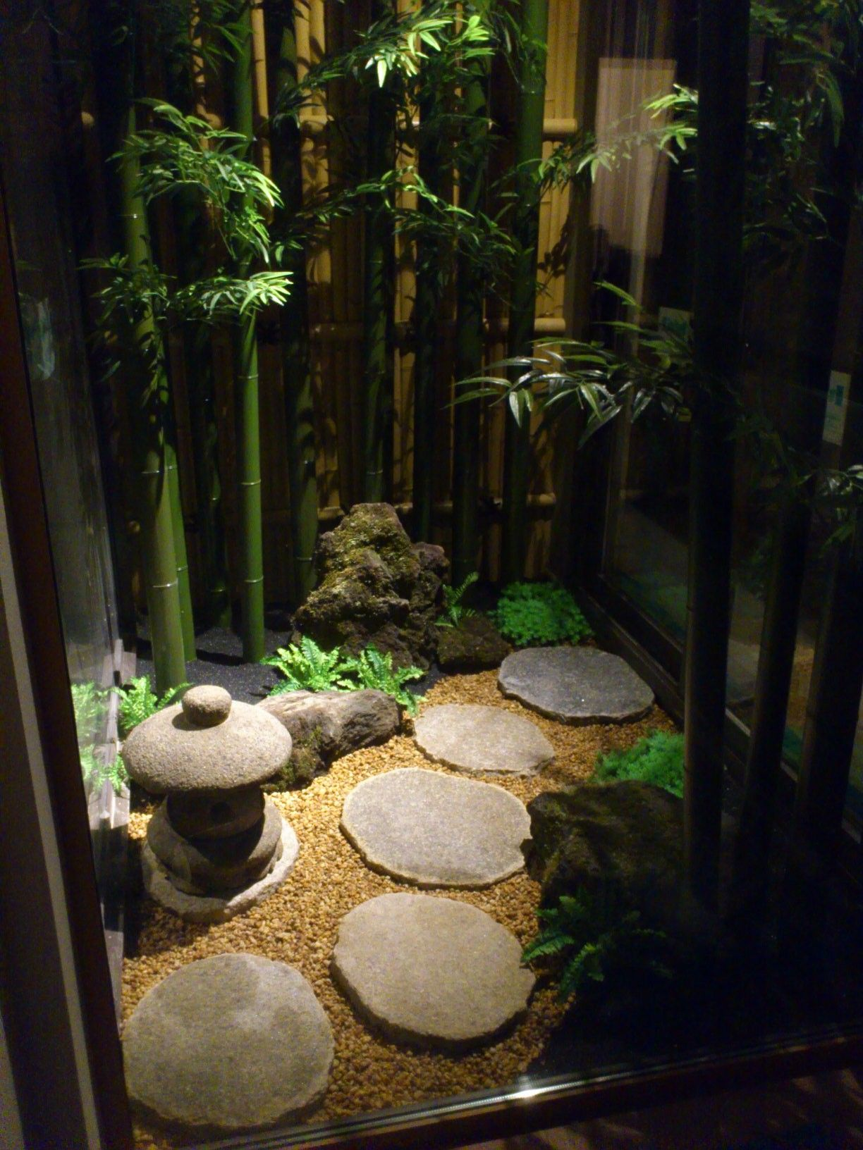 Japanese garden garden japan japanese gardens for Indoor japanese garden
