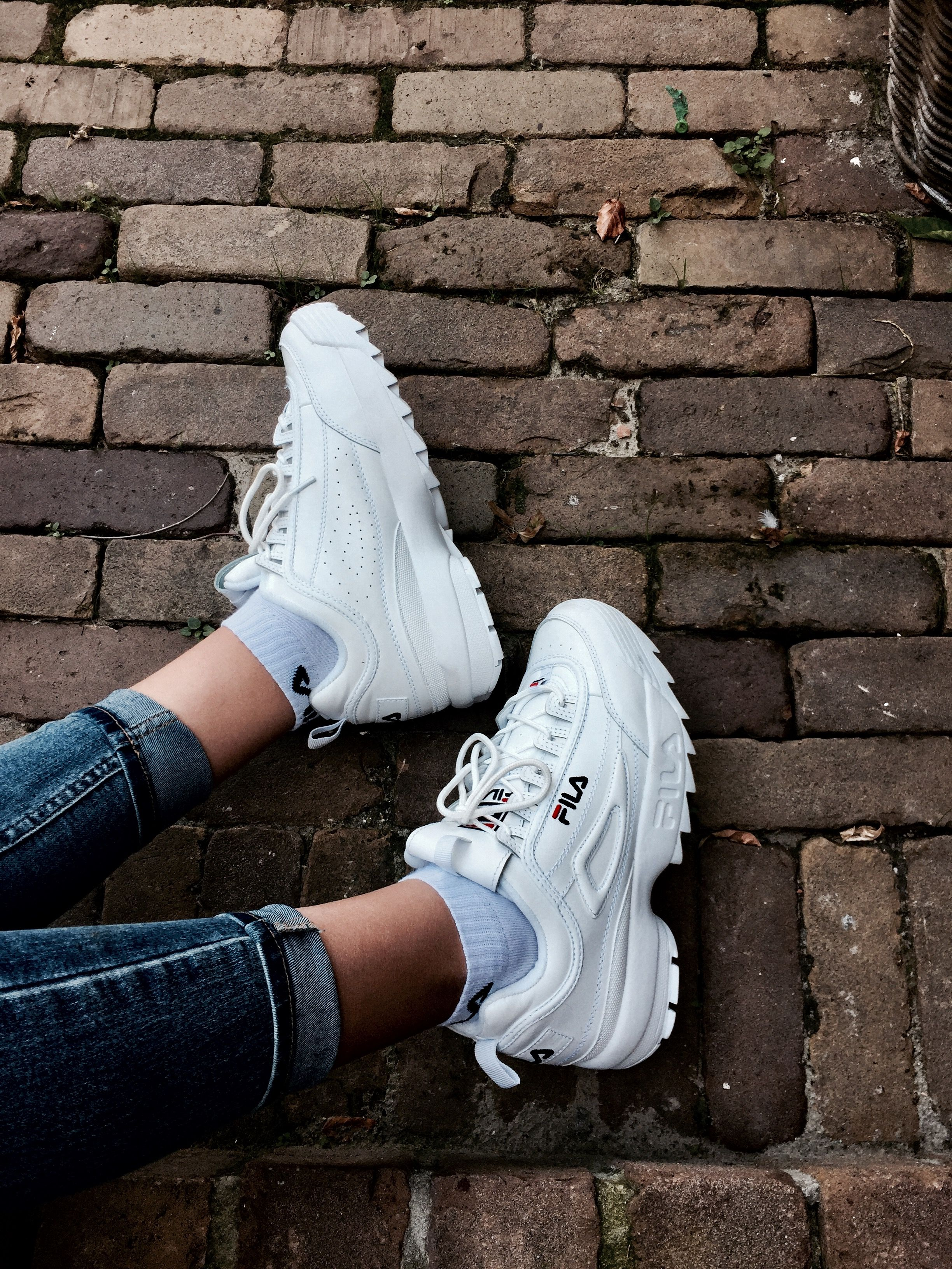 31388b8101f31 fila disruptor white #fila Nike Air Max, Adidas, Shoes, Air Max Sneakers