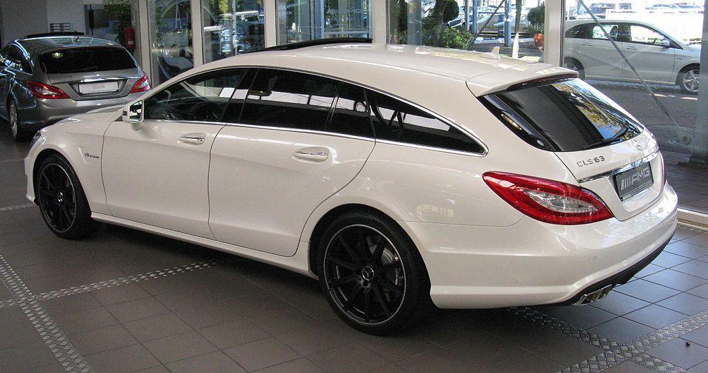Mercedes Benz Cls 63 Amg Shooting Brake 8083845395 Mercedes