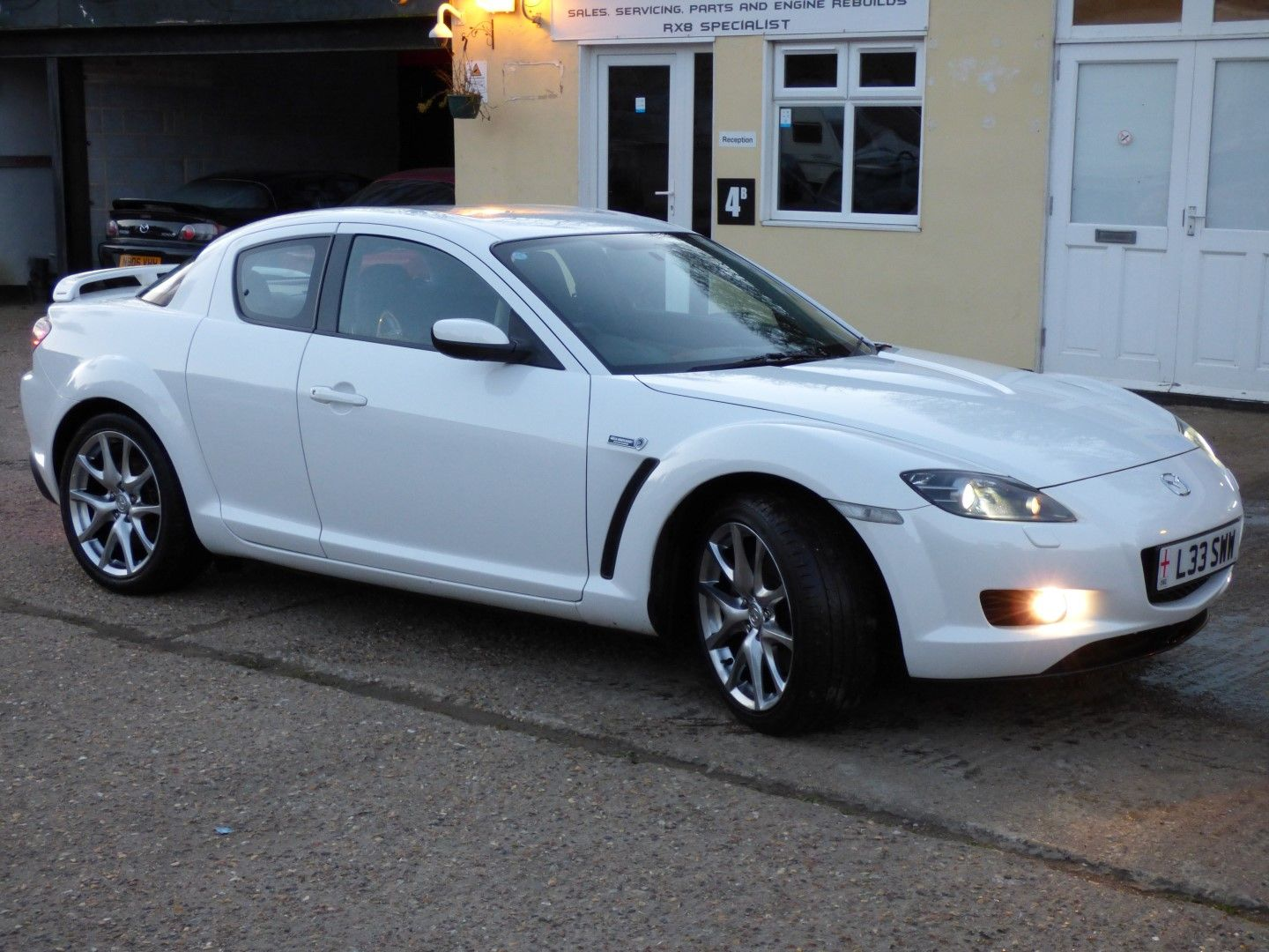 MAZDA RX8 40th Anniversary Edition Fuel Type PETROL Transmission ...