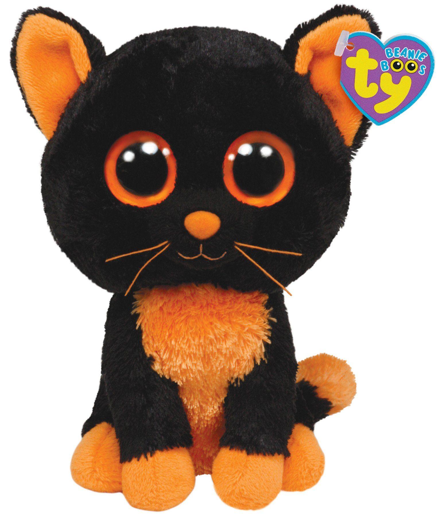 Ty Beanie Boos Moonlight Black Cat Toys