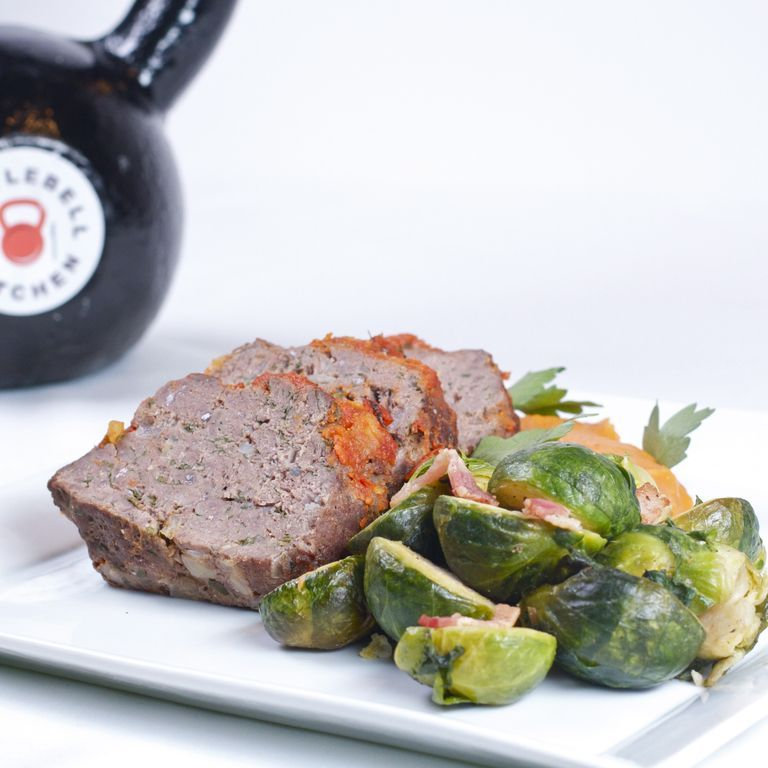 Delicious Meatloaf Www Kettlebellkitchen Com Delicious Meatloaf Food Delicious