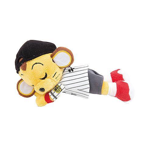 おやすみキー太ぬいぐるみ M 阪神タイガース公式オンライン