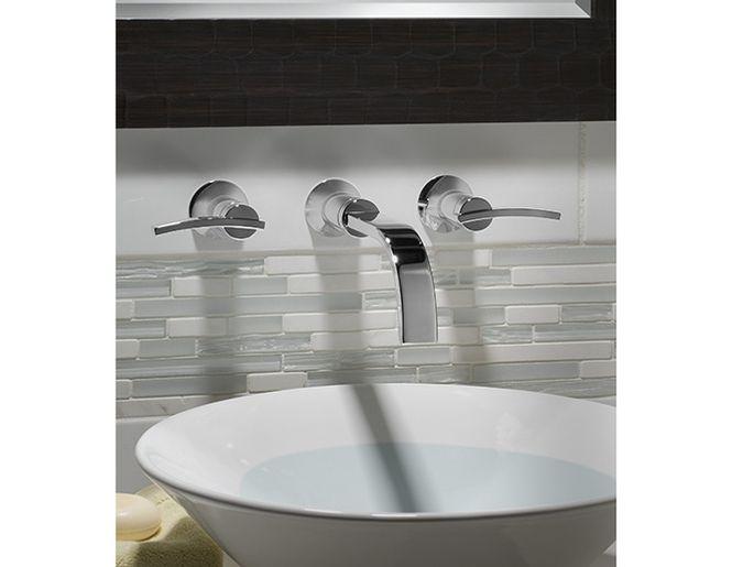 Robinet mural pour lavabo et vasque Boulevard American Standard