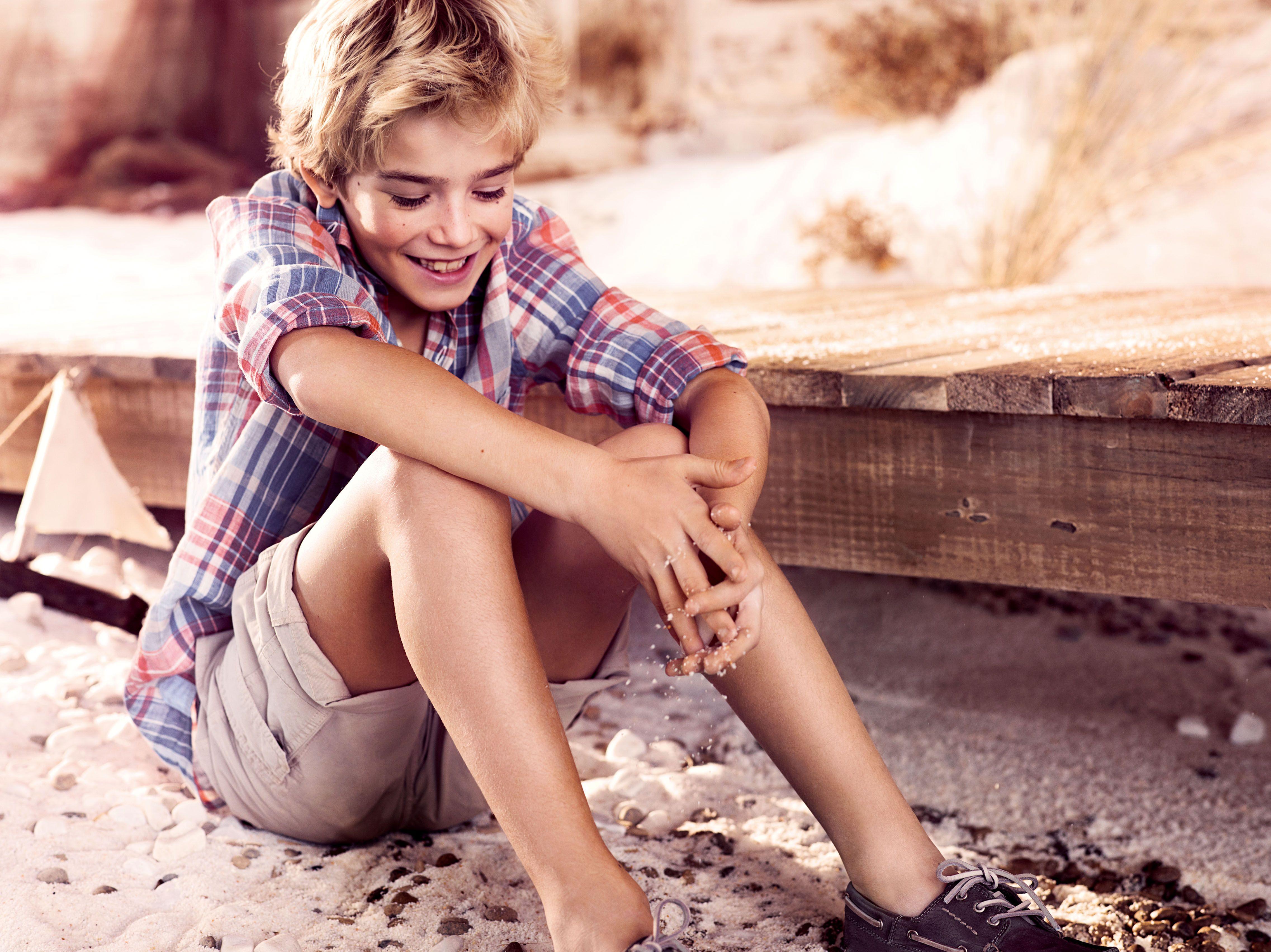 foto de Massimo Dutti Boys&Girls Spring Summer 2014 Campaign