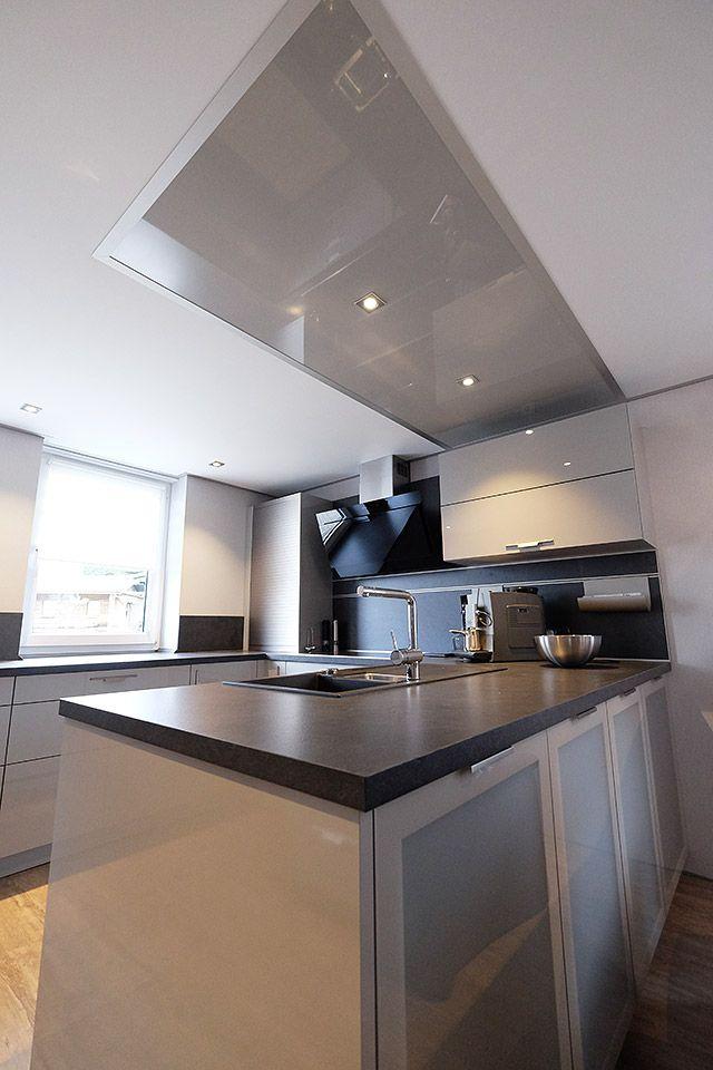 Neue Küche mit Küchendecke Wenden Spanndecken Wenden