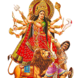 Goddess Durga Maa Png File Png 300 300 Happy Navratri Wishes Happy Navratri Happy Navratri Images