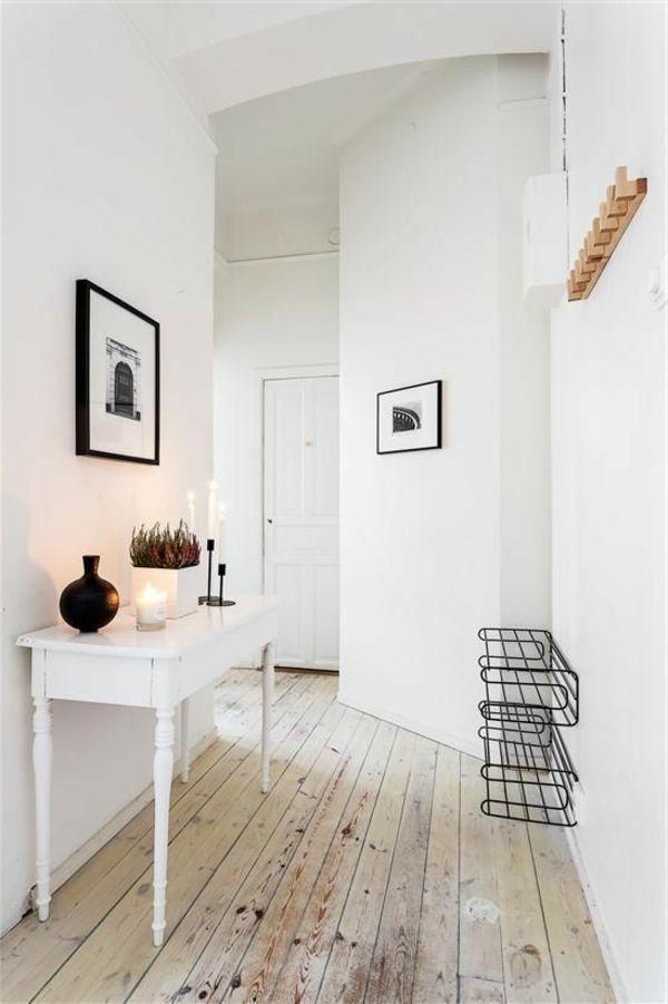 Good Kreative Gestaltung In Der Wohnung Dom \/ House Pinterest   Flur Gestalten  Modern