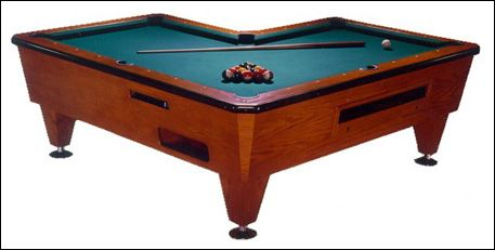 Ordinaire Right Angle Pool Table Www.prime Leisure.com