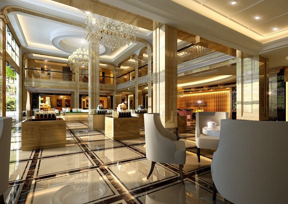 Hotel Lobby 6 Ways Hotel Lobbies Teach Us About Interior