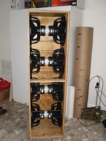 High Efficiency Speaker Asylum: RE: Infinite Baffle Impressions