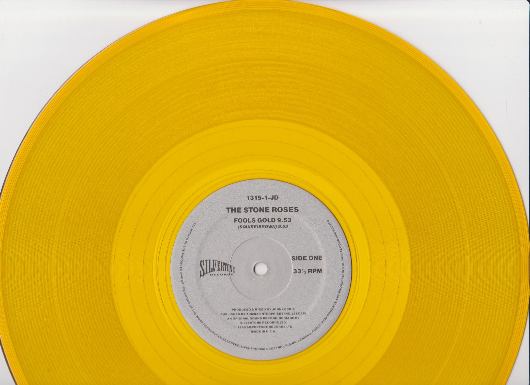 stone roses limited edition vinyl