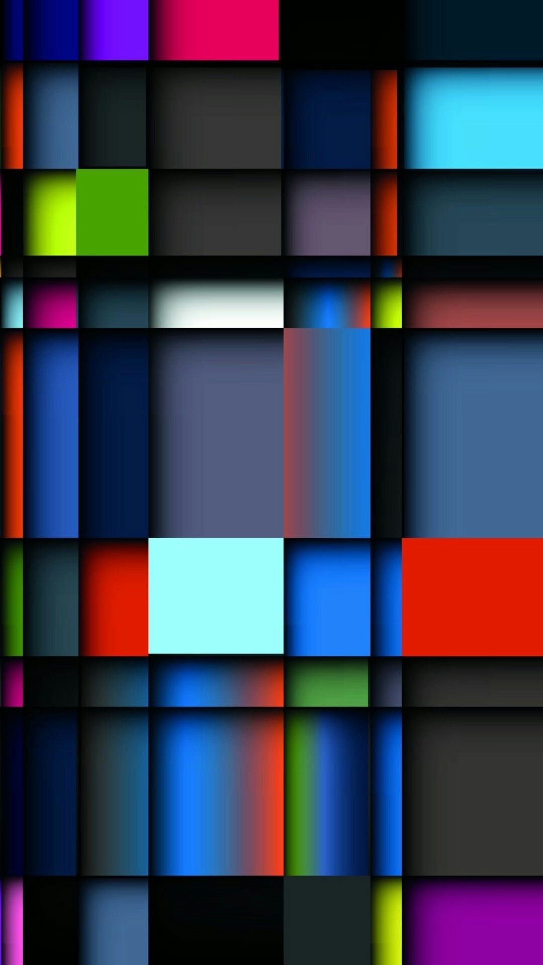 Wallpaper iphone geometric - Colorful Geometric Wallpaper