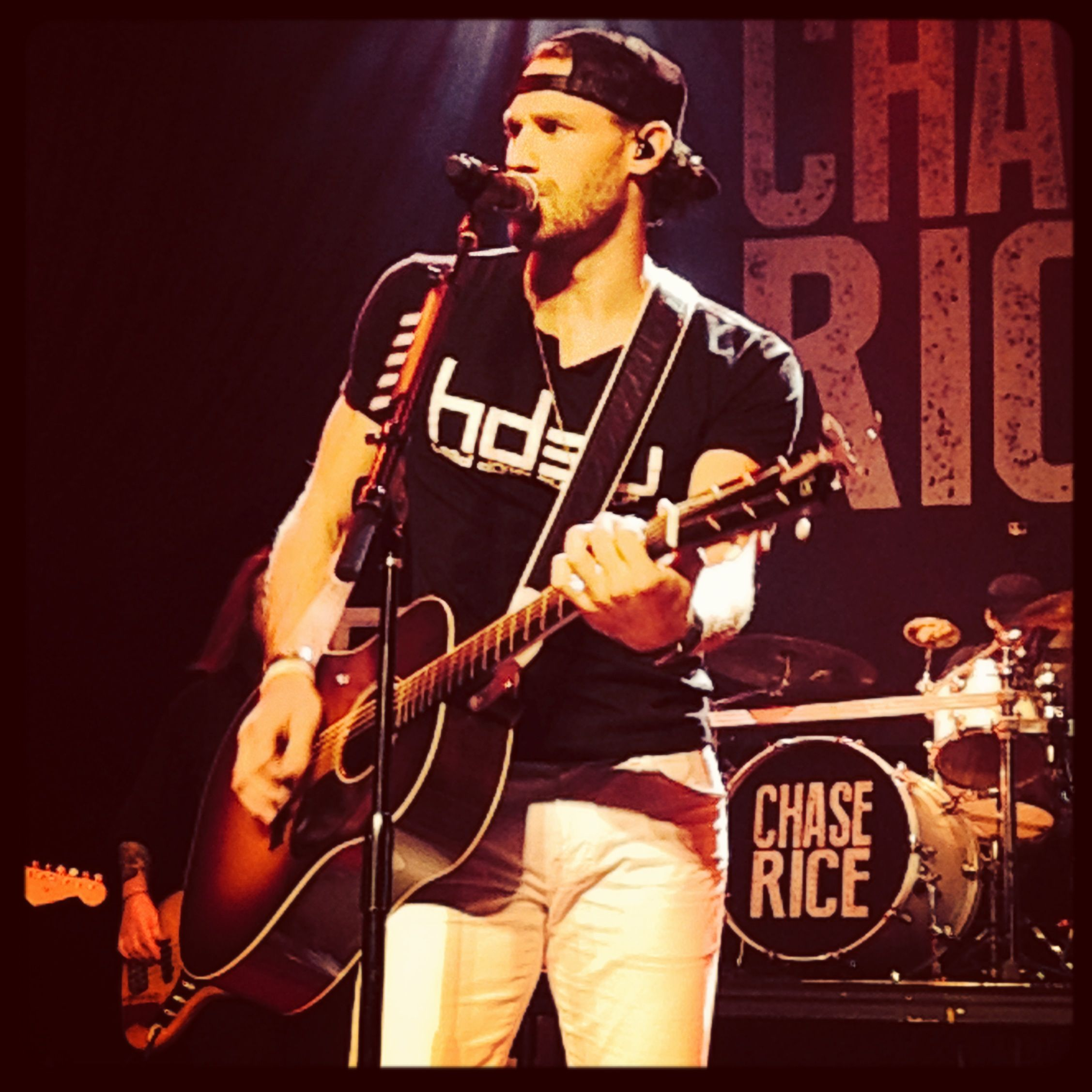 Chase Rice House Of Blues Chicago Chase Rice House Of