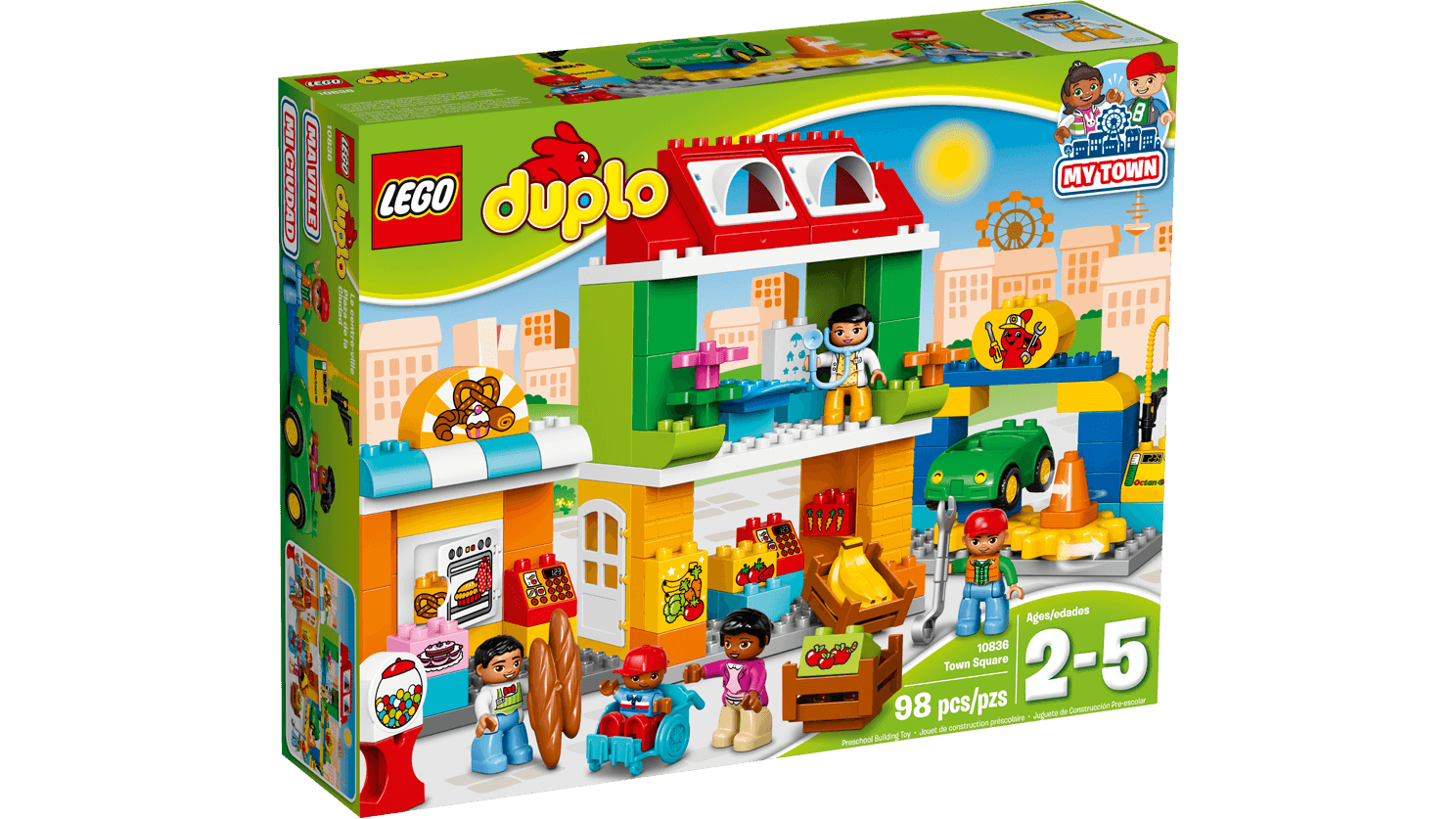 Town Square Presents For Albie Pinterest Lego Duplo Town Lego