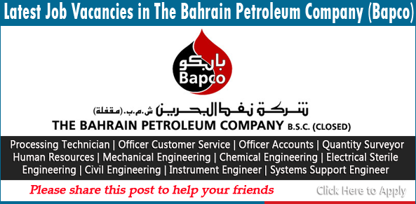 Bahrain Petroleum Hiring Staff Now 2018 #high #paying #jobs #for