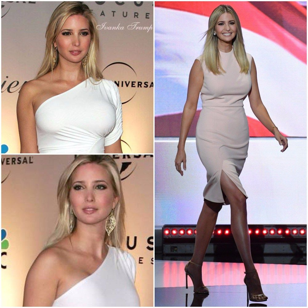 Ivanka Trump age, pics, height, biography, bra size, wiki & wedding