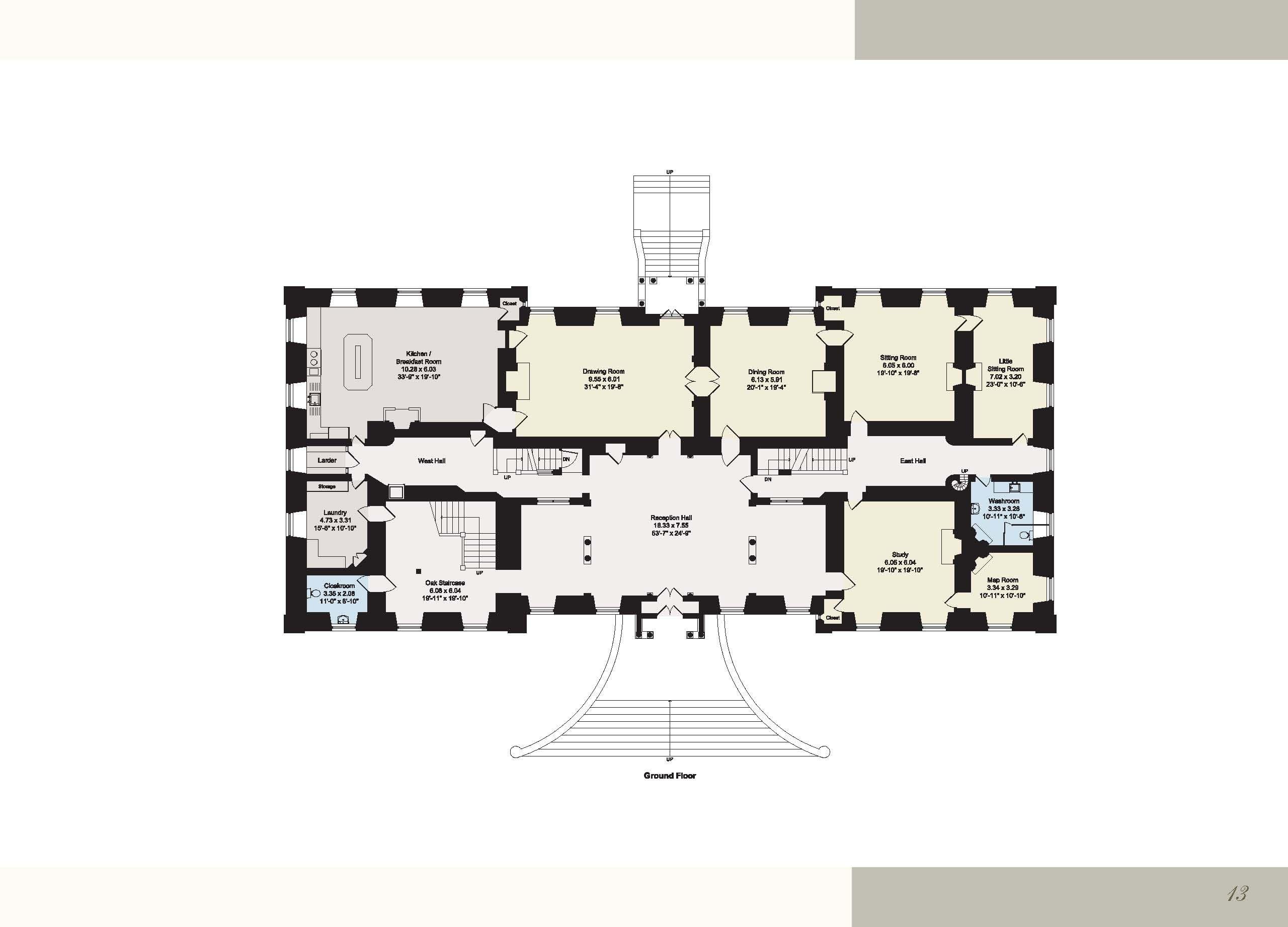 Kinross House Kinross Scotland 10 02094 Lbc Arquitetura
