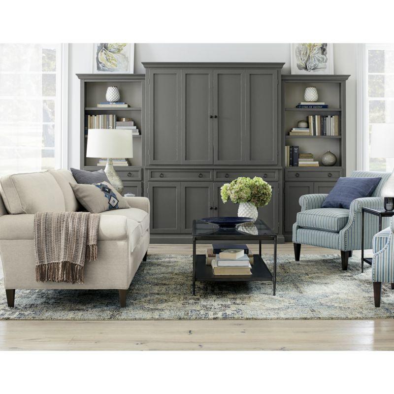 Montclair 2-Seat Sofa | Crate and Barrel