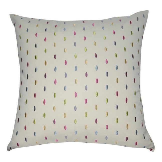 Polka Dots & Roses Pillow Collection