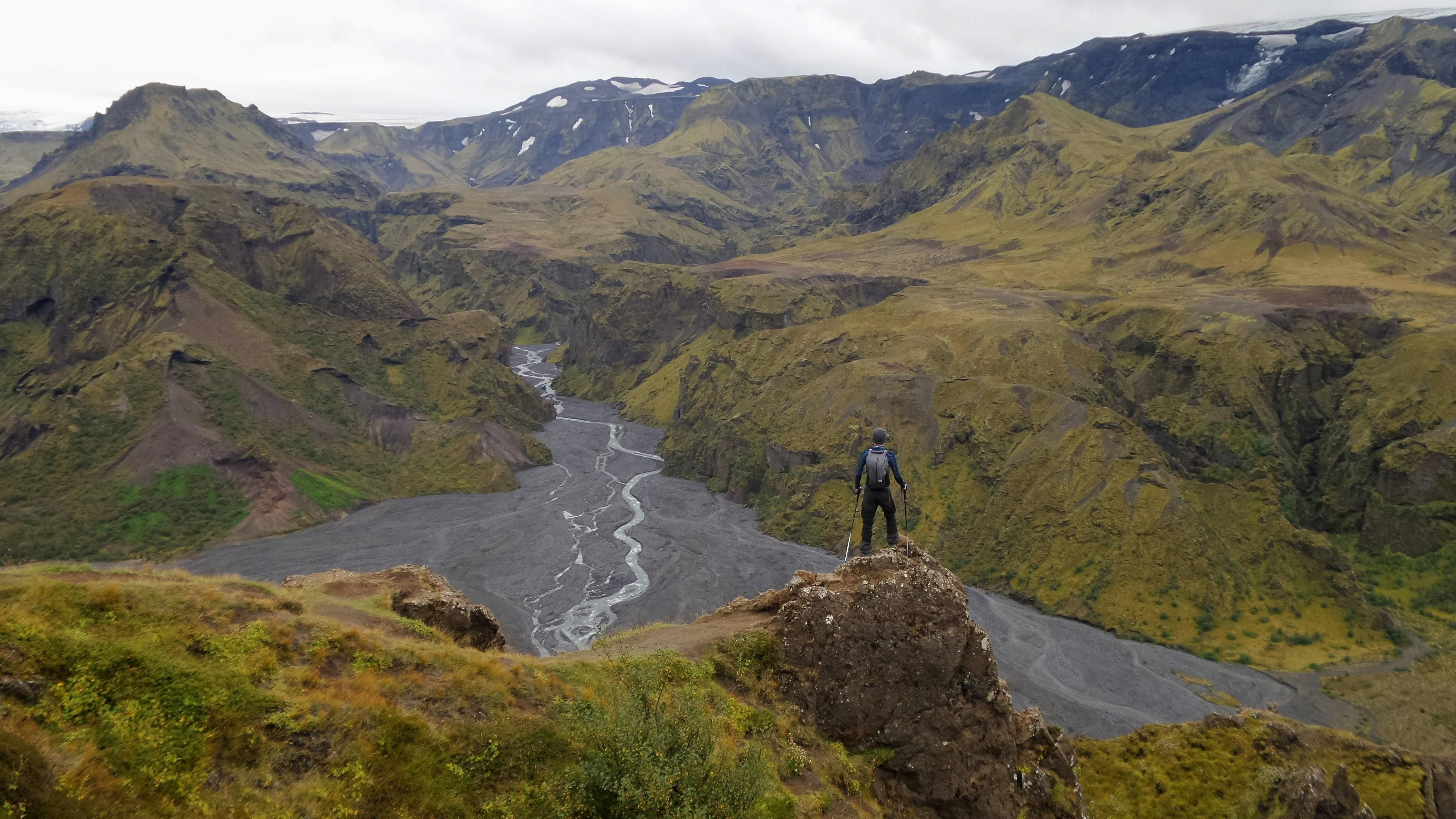 outdoor nature mountains. Thorsmork Iceland #hiking #camping #outdoors #nature #travel #backpacking #adventure Outdoor Nature Mountains G