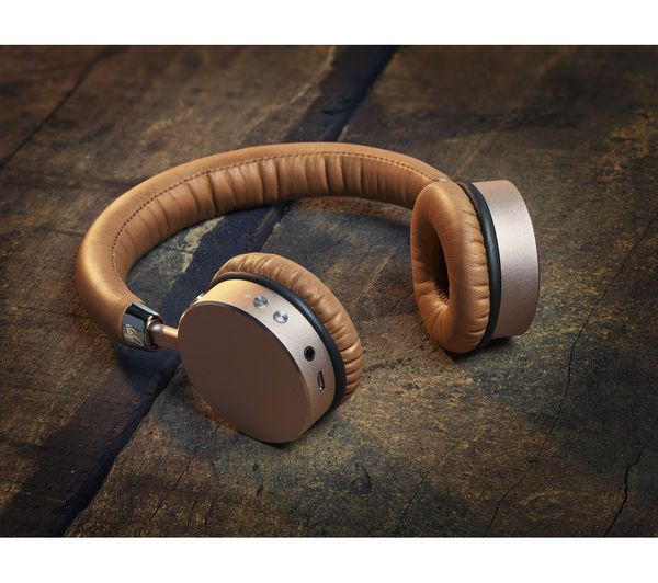a485f71eefb GOJI COLLECTION Wireless Bluetooth Headphones - Rose Gold ...