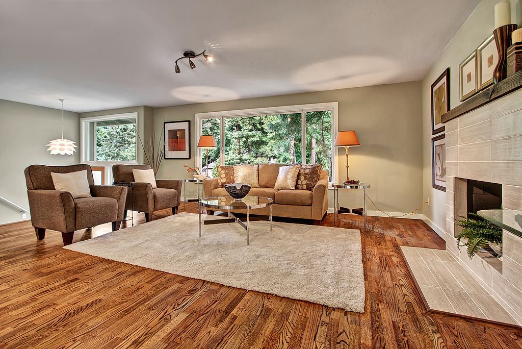Woodinville Wa Fab Houses Living Room Remodel Living
