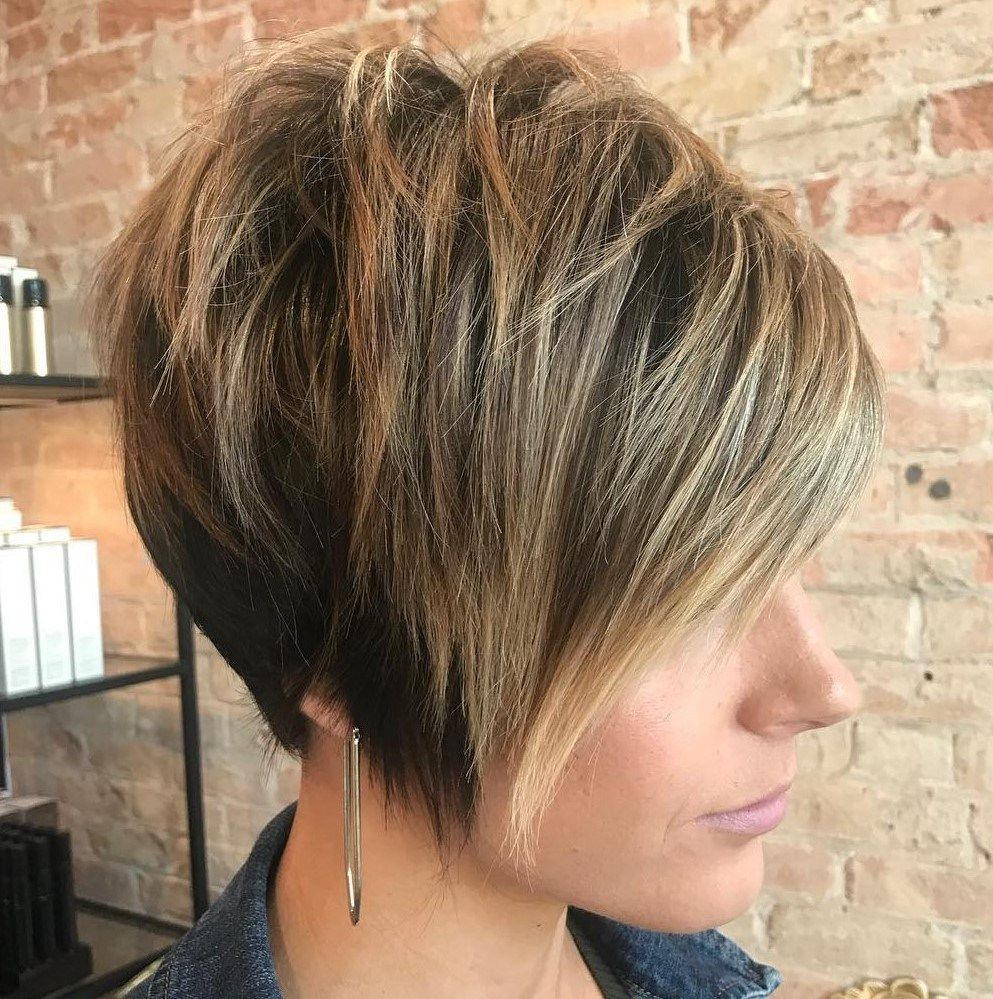 cute and easytostyle short layered hairstyles pixies