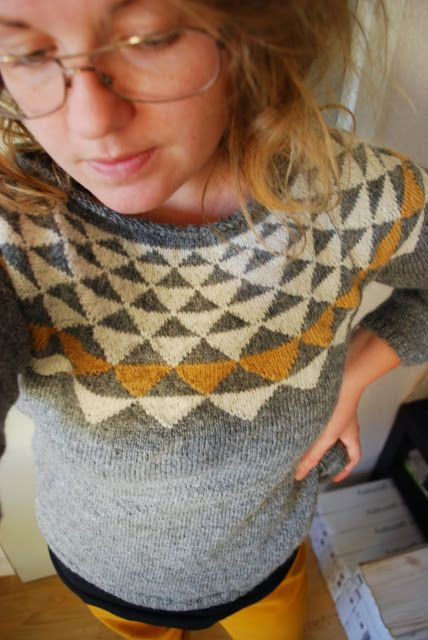 f4f71ce4bdef maria carlander  stickning. I HAVE to figure out the pattern for ...
