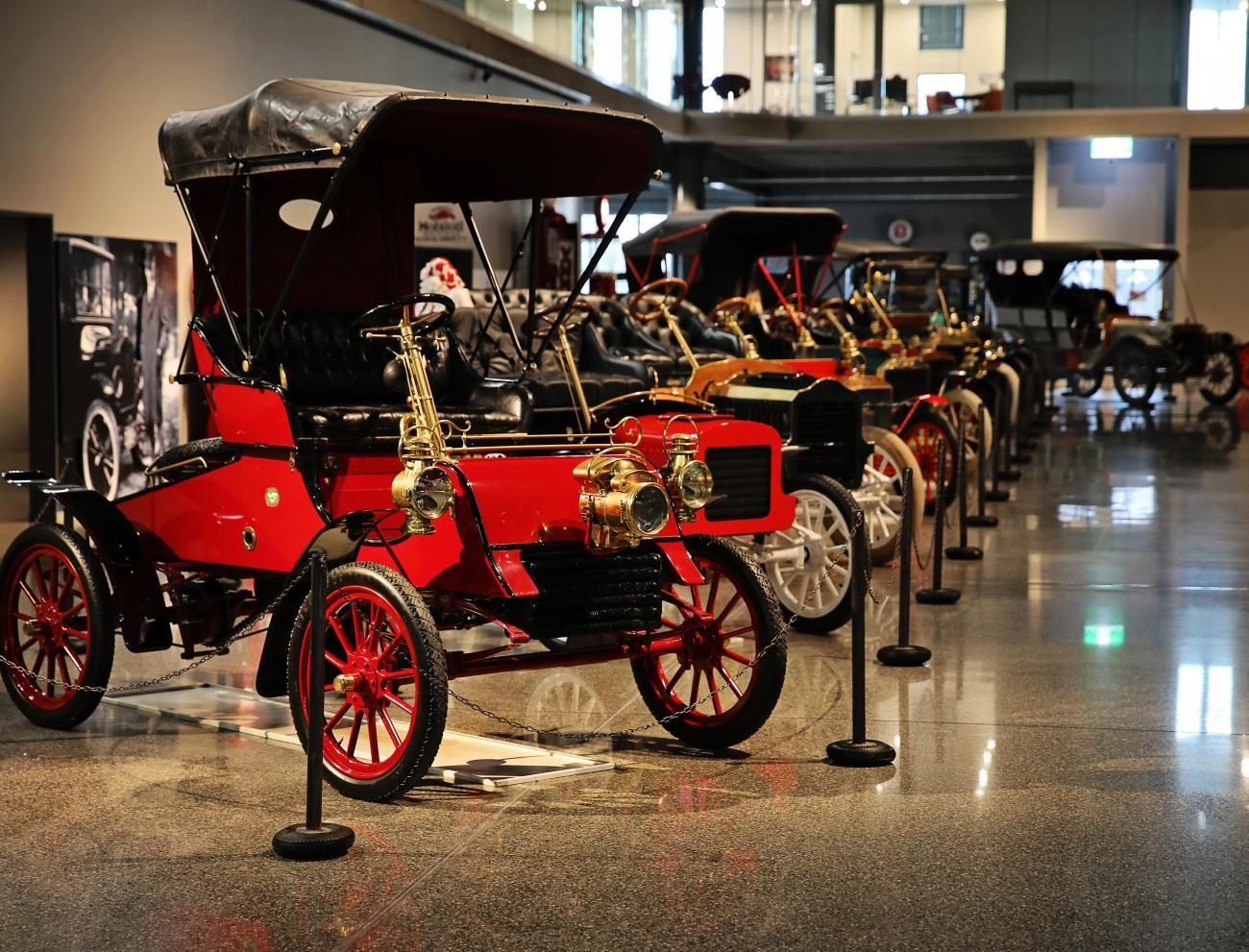 ford letter cars bill richardson transport world truck museum